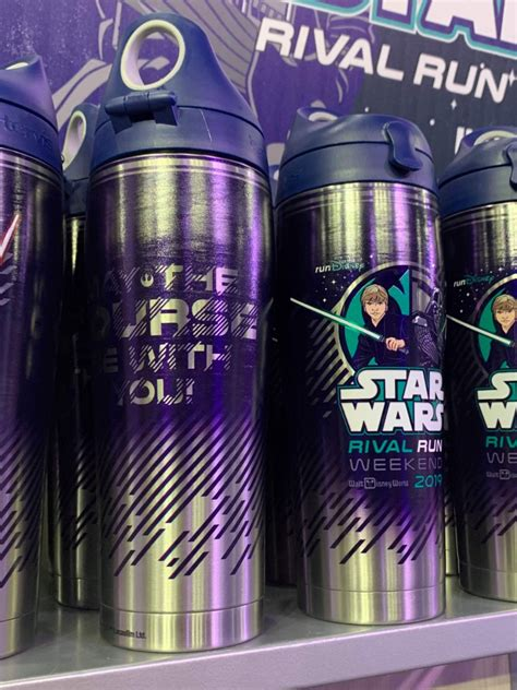merchandise    star wars rival run weekend
