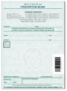 prescriptions new jersey medical forms
