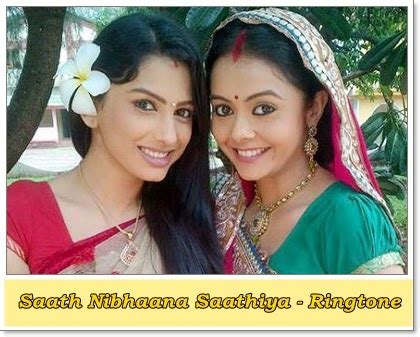 saathiya theme ringtone download free saath nibhaana saathiya star plus ringtone