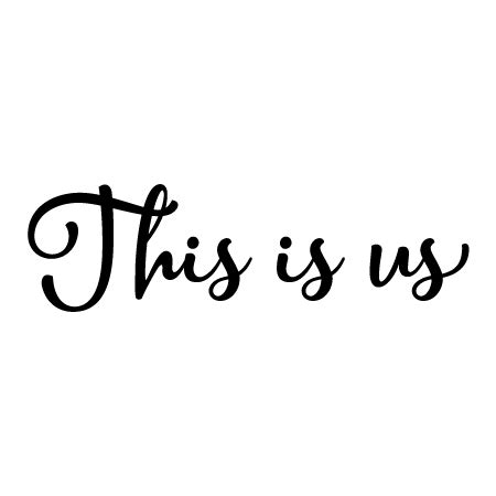 this is us wall quotes™ decal | wallquotes.com