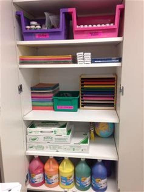 Teachers Closet by Closet Organization Classroom