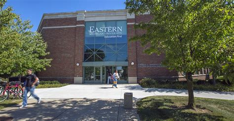 Top Mba Programs In Michigan by Graduate School Eastern Michigan