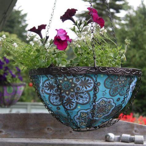 images  cool hanging baskets  pinterest