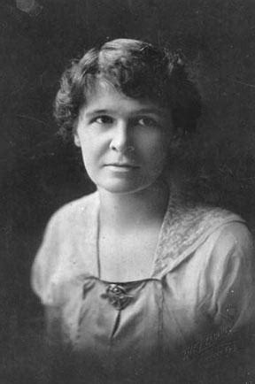 texas women's history month: a suffragist turned secretary