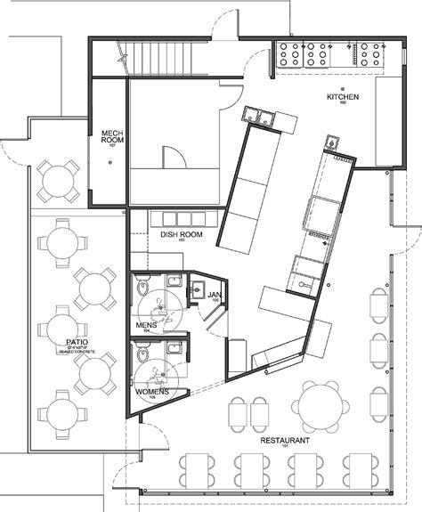 commercial kitchen floor plans find house plans