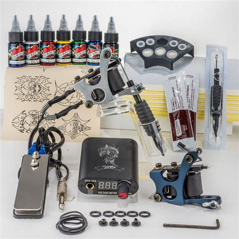 tattoo guns kits entrance s kit level 2 at wholesale