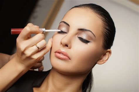 Makeup Artist makeup application services by our omaha salon makeup artists