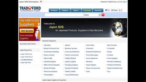 best b2b websites top b2b websites and business directories in japan