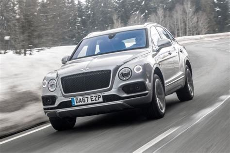 bentley v8 engine bentley bentayga v8 2018 review auto express