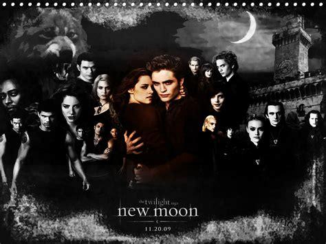 new moon series 2 new moon twilight series wallpaper 9651772 fanpop