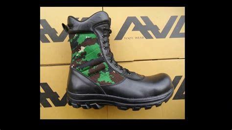 Sepatu Loreng Awl Type Awl08 sepatu loreng nkri pdl boots by www sepatuloreng