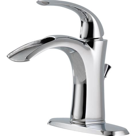 delta nyla chrome 1 handle mounting type watersense