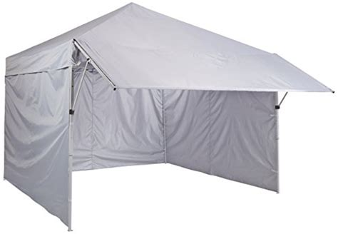 Canopy Tent With Sidewalls - amazonbasics pop up canopy tent with sidewalls 10 x 10 ft