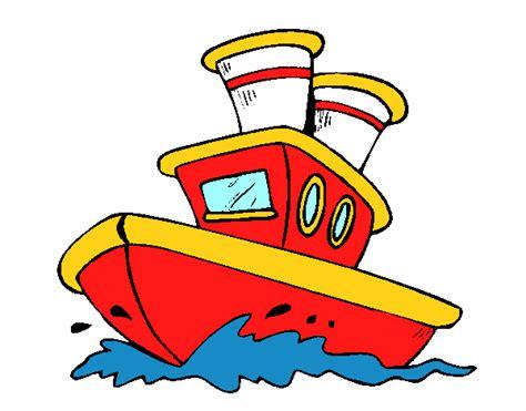 dibujo barco mar dibujo de barco en el mar pintado por en dibujos net el