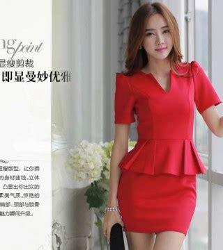 Longdress Aulona Dress Wanita Dress Natal 2 dress merah natal cantik terbaru model terbaru jual murah import kerja