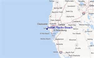 map of indian rocks florida indian rocks surf forecast and surf reports florida