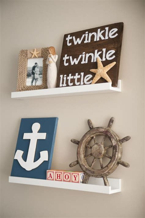 Nautical Themed Nursery Decor Best 25 Nautical Room Decor Ideas On Pinterest Nautical Nursery Nautical Bedroom And