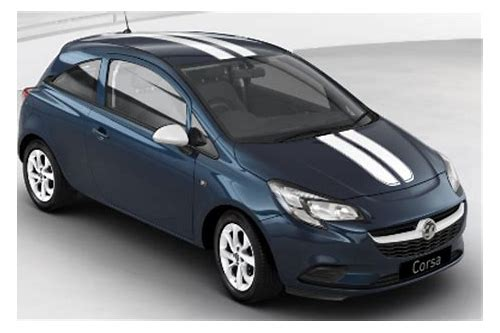 vauxhall corsa personal lease deals