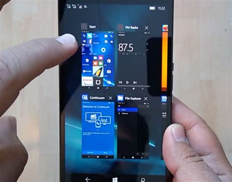 features of a mobile phone windows 10 mobile redstone update features release dates