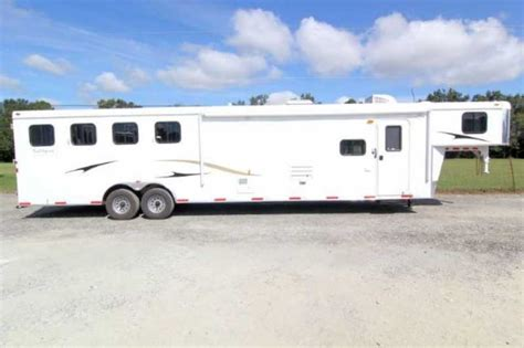 horse trailer awnings for sale bison horse trailer for sale new 2014 4 horse trailer with