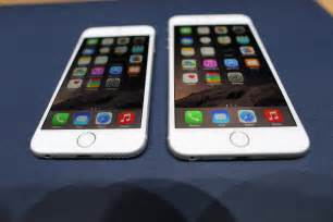 how much are iphone 6 on with the new larger iphones