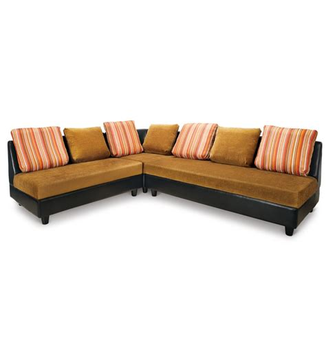 Nilkamal Norton Corner Sofa Set By Nilkamal Online Sofa