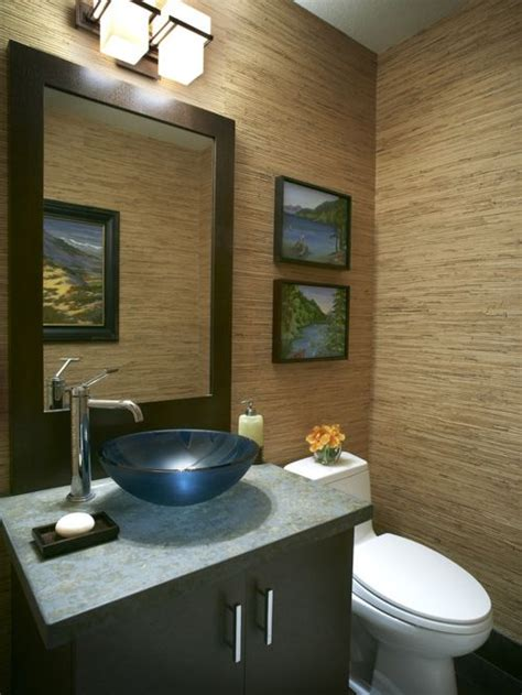 grasscloth wallpaper in bathroom grasscloth wallpaper houzz