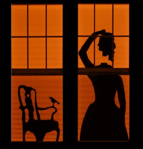 window silhouettes template 35 ideas to decorate windows with silhouettes on