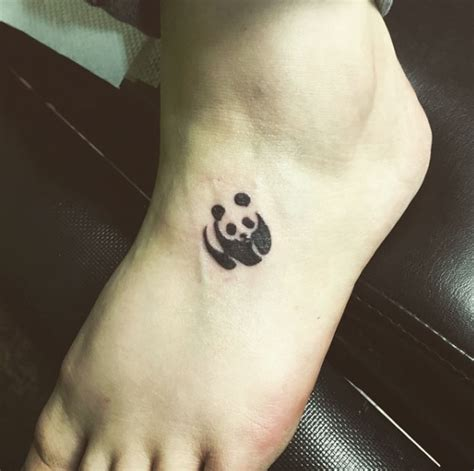 small bear tattoos 59 amazing panda ideas for