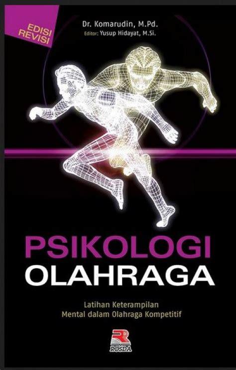 bukukita psikologi olahraga edisi revisi
