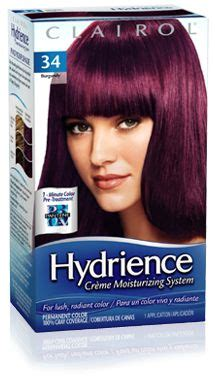 top seller box hair color 1000 images about burgundy hair color on pinterest