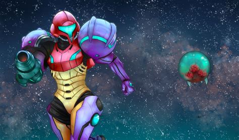 libro metroid samus returns creator of cancelled metroid fan game am2r is looking