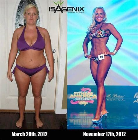 Transitions Weight Loss Program Detox by 41 Best Images About Isagenix Weight Loss Before After