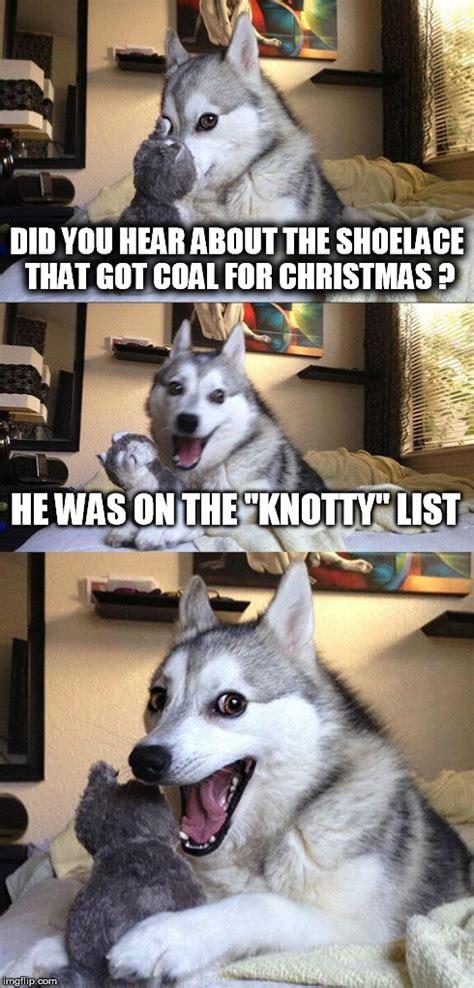 merry christmas  bad pun dog imgflip