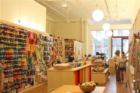 Purl Patchwork - the picturesque shopping of soho new york must