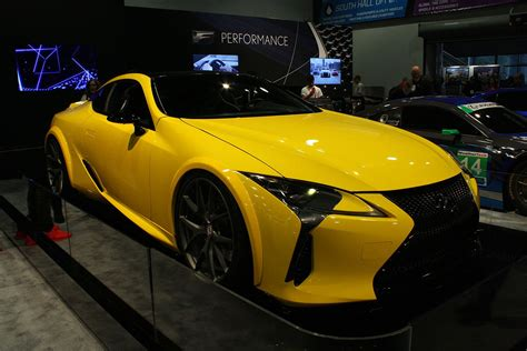 lexus sema 2016 lexus lc500 project for sema 2016