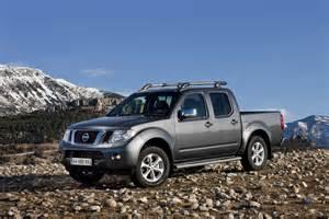 Nissan Nivana Nissan Updates Navara In Europe For The 2015 Model Year