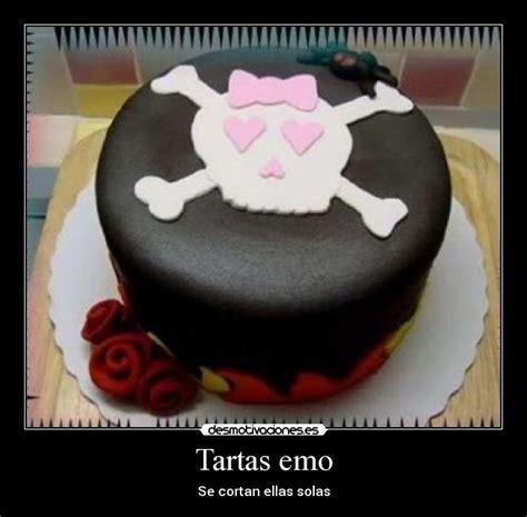 imagenes de emos que se cortan tartas emo desmotivaciones