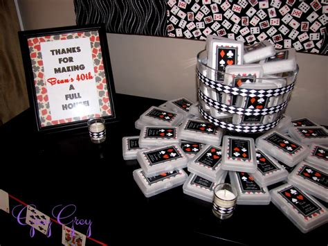 themes house of cards greygrey designs my parties casino 40th birthday party
