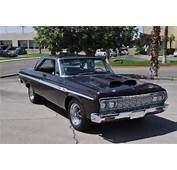 1964 PLYMOUTH SPORT FURY CUSTOM 2 DOOR HARDTOP  Barrett Jackson