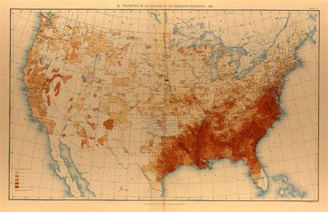 american census map education from lva american population map