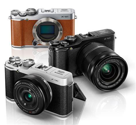 Kamera Fuji Mirrorless Xa3 Second fujifilm formally announces entry level x m1 mirrorless