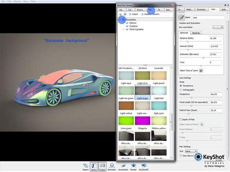 tutorial video keyshot how to render with keyshot page 3