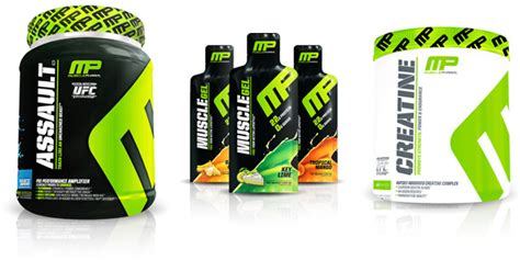 creatine ufc musclepharm mma supplements