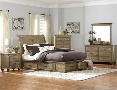 dallas designer furniture southern pines ii bedroom set