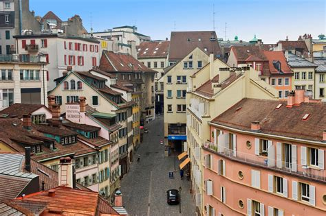Switzerland Search City Of Lausanne In Switzerland Weighs Giving Citizens Basic Income Fortune