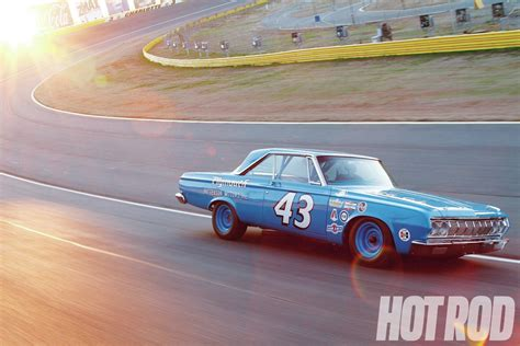 motor speedway cing 1964 plymouth belvedere speedway photo 2
