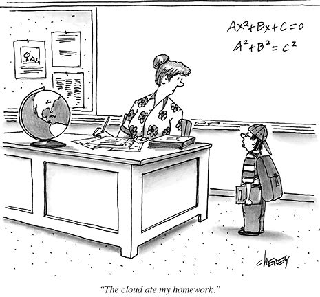new yorker cartoons – a legacy of mediocrity « the hooded