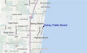 where is delray florida on the map delray surf forecast and surf reports