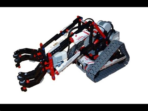 lego mindstorms lifter youtube